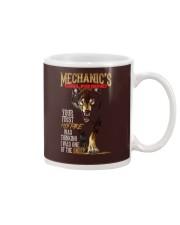 MECHANIC'S  GIRLFRIEND - I'M THE WOLF   Mug thumbnail