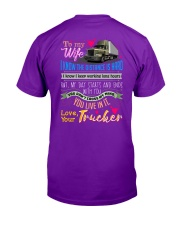 WIFE - WOMEN'S DAY EXCLUSIVE Classic T-Shirt back