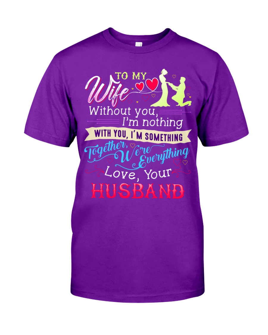 WIFE - WOMEN'S DAY EXCLUSIVE Classic T-Shirt