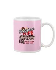 Firefighter's Wife Mug tile