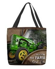 FARMER'S GIRL All-over Tote back