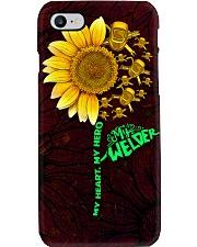 Welder's Girl - Premium Phone Case i-phone-8-case
