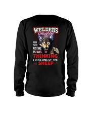 Welder's Daughter - I'm the Wolf Long Sleeve Tee thumbnail