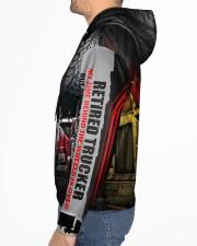 RETIRED TRUCKER Men's All Over Print Hoodie aos-complex-men-hoodie-lifestyle-left-01