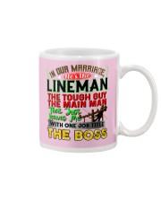 Lineman's Wife Mug tile