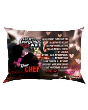 GIFT FOR A CHEF'S WIFE - PREMIUM Rectangular Pillowcase front