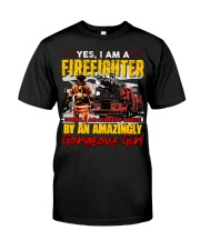 Firefighter Classic T-Shirt tile