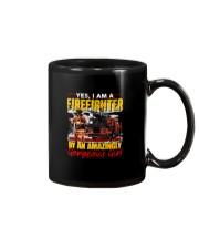Firefighter Mug tile