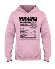 Mechanic's Girlfriend Hooded Sweatshirt front