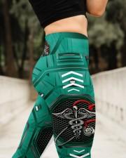 NURSE High Waist Leggings aos-high-waist-leggings-lifestyle-11