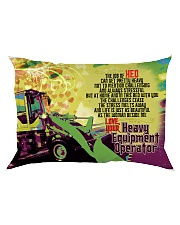 GIFT FOR AN HEO'S  WIFE - PREMIUM Rectangular Pillowcase front