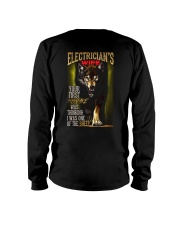 ELECTRICIAN'S WIFE - I'M THE WOLF   Long Sleeve Tee thumbnail