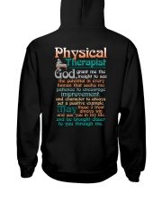 A PHYSICAL  THERAPIST'S PRAYER Hooded Sweatshirt tile