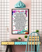 WIFE - PREMIUM 11x17 Poster lifestyle-poster-6