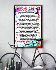 WIFE - PREMIUM 11x17 Poster lifestyle-poster-7