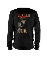 OILFIELD MAN'S  GIRLFRIEND - I'M THE WOLF   Long Sleeve Tee thumbnail