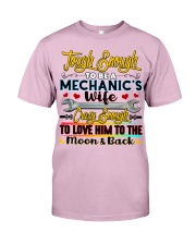 Mechanic's Wife Classic T-Shirt tile