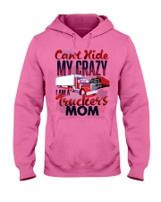 Trucker's Mom Hooded Sweatshirt tile
