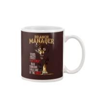 BRANCH MANAGER Mug thumbnail