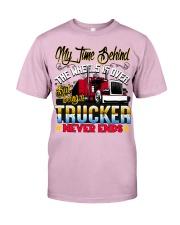 Lady Trucker Classic T-Shirt thumbnail