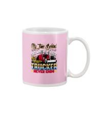Lady Trucker Mug thumbnail
