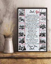 FARMER'S DAD 11x17 Poster lifestyle-poster-3