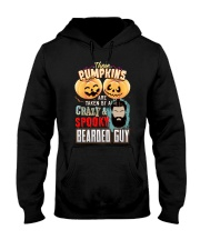 BEARDED GUY'S GIRL Hooded Sweatshirt thumbnail