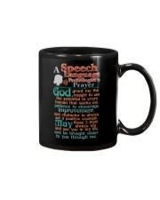 AN SLP'S PRAYER Mug thumbnail