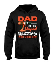 Gift For Dad Hooded Sweatshirt front