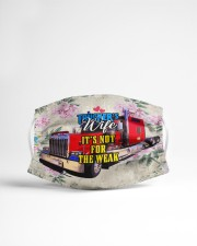 Trucker's Wife Cloth face mask aos-face-mask-lifestyle-22