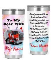 Trucker's Wife 20oz Tumbler front