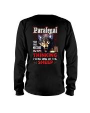PARALEGAL Long Sleeve Tee thumbnail