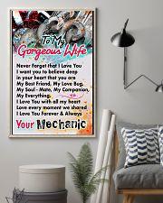 MECHANIC'S WIFE-PREMIUM 11x17 Poster lifestyle-poster-1