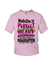 HEO's Daughter Youth T-Shirt front