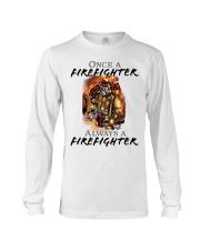 RETIRED FIREFIGHTER Long Sleeve Tee thumbnail