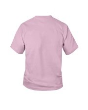 Lineman's Daughter Youth T-Shirt back