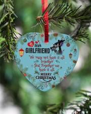 Lineman's Girlfriend - Heart ornament - single (porcelain) aos-heart-ornament-single-porcelain-lifestyles-07