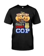 COP'S GIRL Classic T-Shirt front