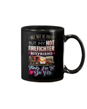 FIREFIGHTER'S MOM - PAST BUYERS EXCLUSIVE Mug thumbnail