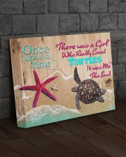 SEA TURTLE LOVER - Premium 14x11 Gallery Wrapped Canvas Prints aos-canvas-pgw-14x11-lifestyle-front-11