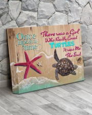 SEA TURTLE LOVER - Premium 14x11 Gallery Wrapped Canvas Prints aos-canvas-pgw-14x11-lifestyle-front-13