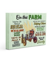 Farmer- Premium 14x11 Gallery Wrapped Canvas Prints front