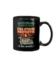 PROUD FIREFIGHTER'S MOM Mug thumbnail