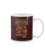FIREFIGHTER'S WIFE  Mug thumbnail