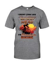 Mountain Biking Classic T-Shirt thumbnail
