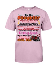 Trucker's Daughter Classic T-Shirt thumbnail