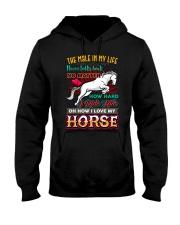 HORSE GIRL - PAST BUYERS EXCLUSIVE Hooded Sweatshirt thumbnail