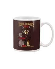 TRUCKER'S WIFE - I'M THE WOLF   Mug thumbnail