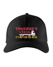 TRUCKER'S WIFE Embroidered Hat front