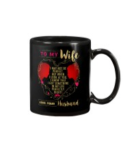 PERFECT GIFT FOR YOUR WIFE  Mug front